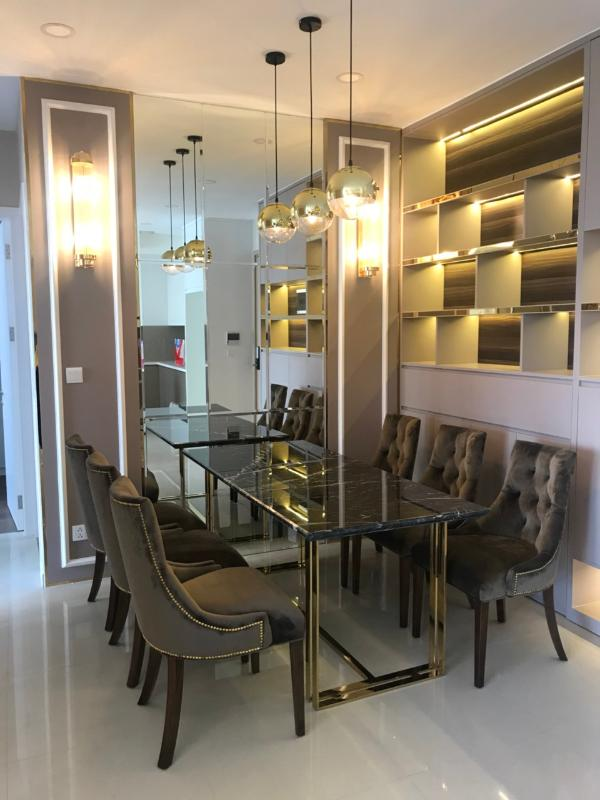 3167ed58abf94ca715e8 Bán hoặc cho thuê căn hộ Estella Heights 2PN, đầy đủ nội thất, view hồ bơi và sông Sài Gòn