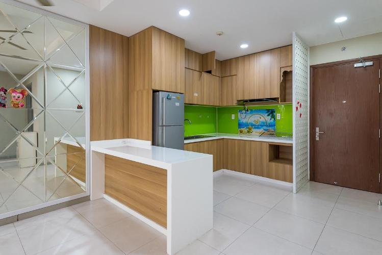 Phòng bếp The Gold View, Quận 4 Căn hộ The Gold View nội thất cơ bản, đón view hồ bơi yên tĩnh.