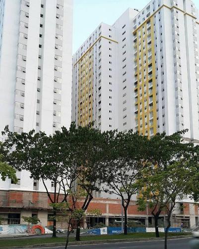 City Gate, Quận 8 Căn hộ City Gate nội thất cơ bản, tầng cao view nội khu yên tĩnh.