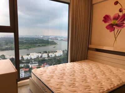 Bán căn hộ Gateway Thảo Điền 4PN, diện tích 142m2, đầy đủ nội thất, view sông Sài Gòn và Landmark 81