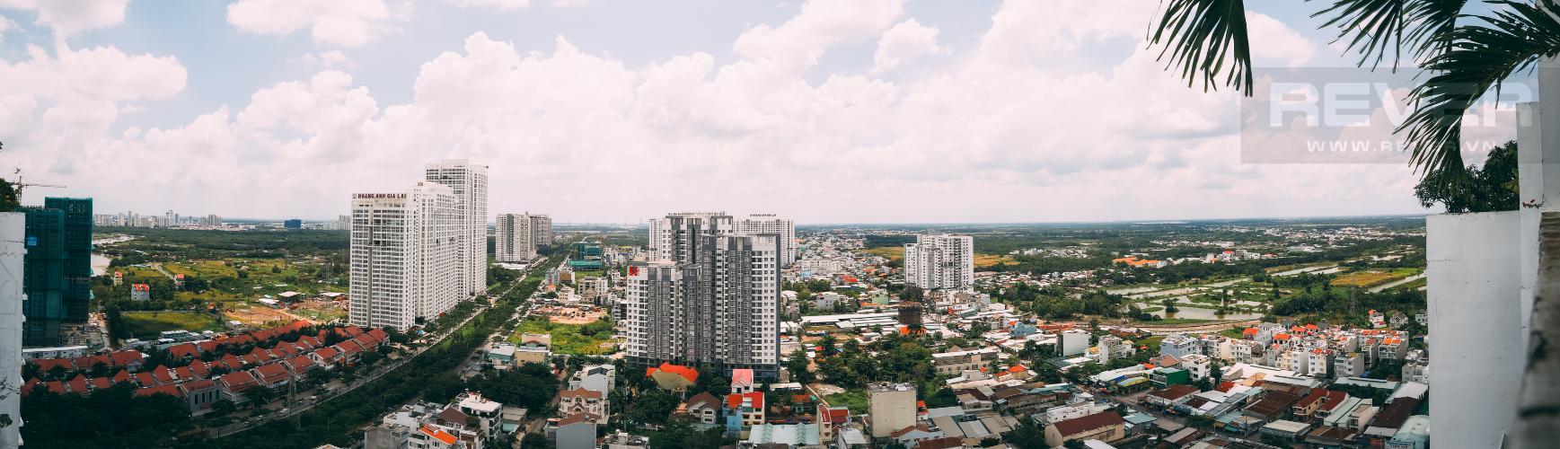 View Bán penthouse New Sài Gòn 4PN, đầy đủ nội thất, view đẹp