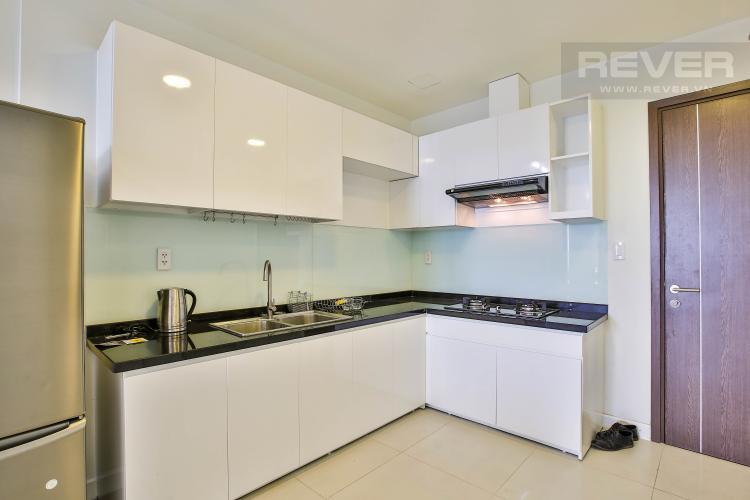 Bếp Bán và cho thuê căn hộ Lexington Residence tầng cao, tháp LA, 2PN, đầy đủ nội thất