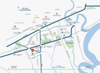 Đánh giá vị trí dự án Lovera Vista Khang Điền