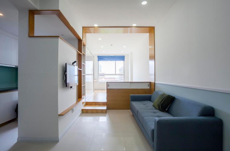 Căn hộ Lexington Residence 1 phòng ngủ tầng thấp LD nội thất đầy đủ