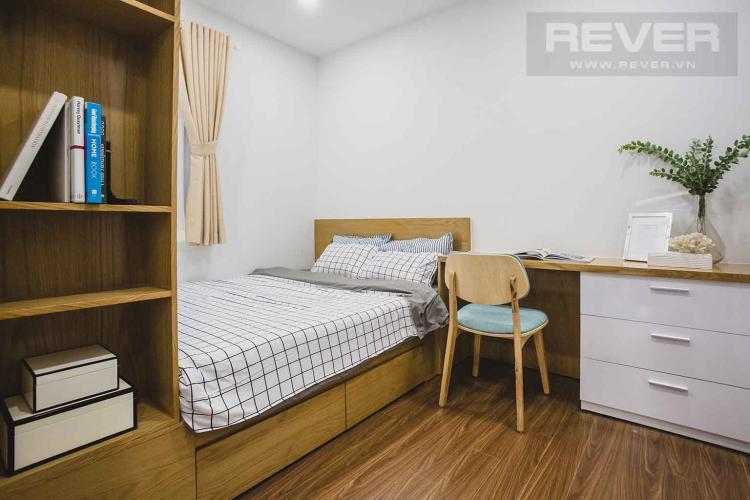 Phòng Ngủ 1 Cho thuê căn hộ Him Lam Phú An 2PN, block C, diện tích 71m2, đầy đủ nội thất