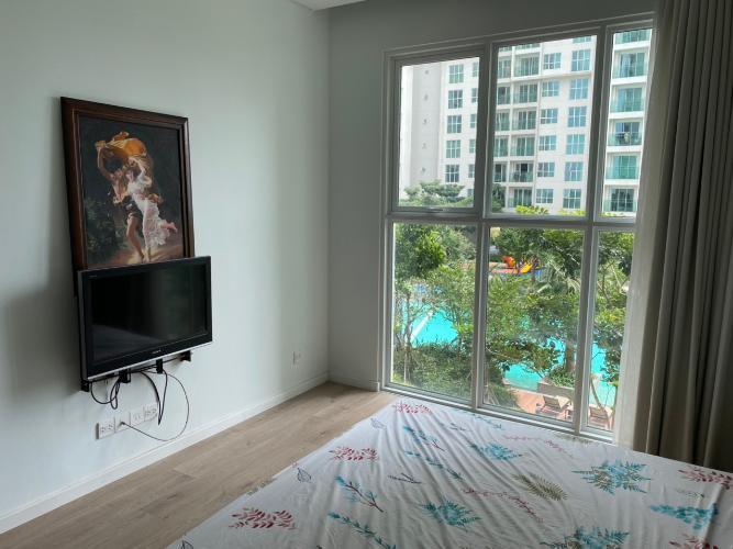 Phòng ngủ Sadora Apartment, Quận 2 Căn hộ Sadora Apartment view nội khu, đầy đủ nội thất.