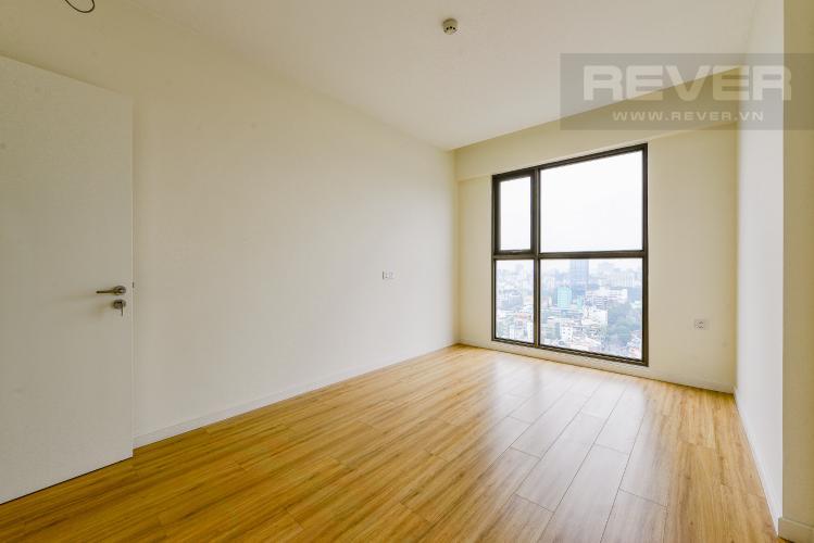 Phòng ngủ 4 Căn hộ Masteri Millennium tầng trung, block A, 4 phòng ngủ, view sông, Quận 4