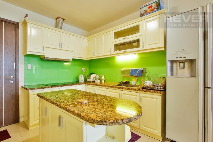 Bếp Căn hộ Lexington Residence tầng cao, 2PN, nội thất đầy đủ, bán giá tốt