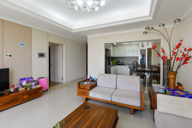 Cho thuê căn hộ Imperia An Phú 3PN, tầng thấp, diện tích 115m2, đầy đủ nội thất, view Landmark 81
