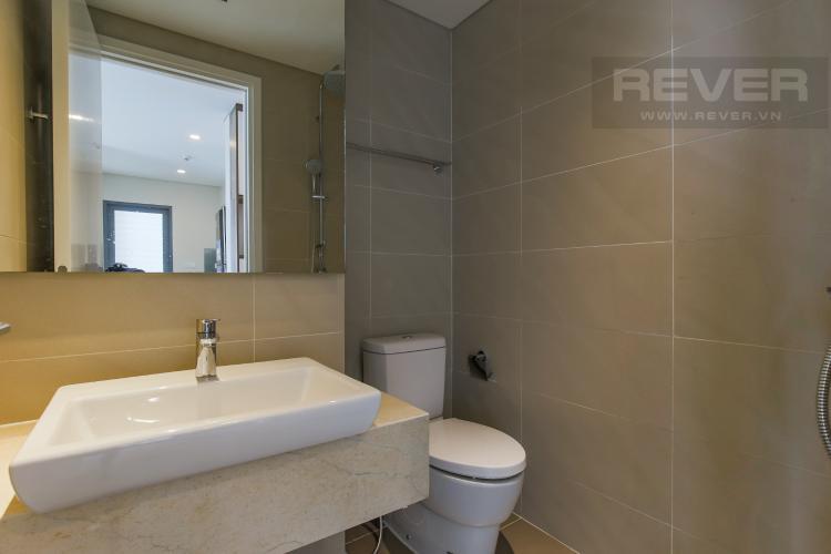 Phòng Tắm 2 Cho thuê căn hộ Đảo Kim Cương - Diamond Island 2PN, tháp Canary, đầy đủ nội thất, view sông thoáng mát