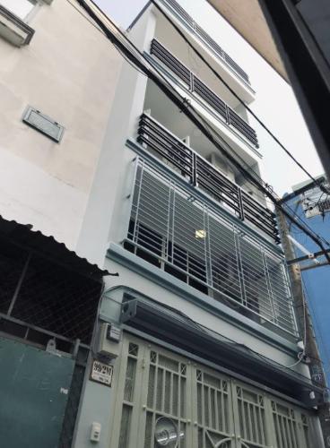 Bán nhà phố mặt tiền 3 tầng đường Nguyễn Thượng Hiền, P.15, Q. Bình Thạnh, sổ hồng pháp lý đầy đủ.