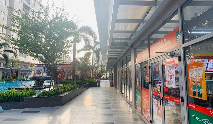 Công viên Lux City, Quận 7 Căn hộ Lux City tầng 19, 3 phòng ngủ, view thành phố lung linh.