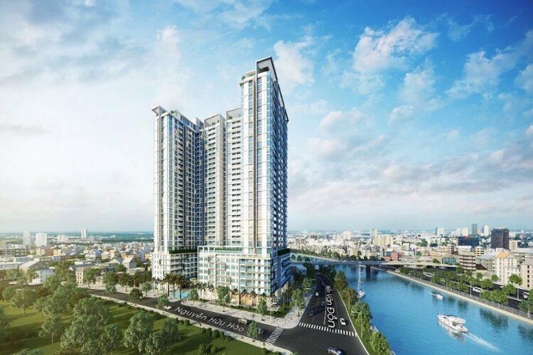 Bàn giao căn hộ dự án Masteri Millennium Quận 4
