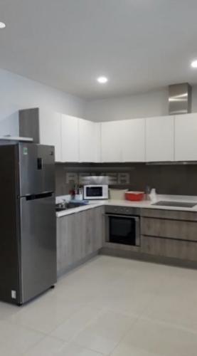 Phòng bếp Grand Riverside, Quận 4 Căn hộ Grand Riverside đầy đủ nội thất, view thoáng mát.
