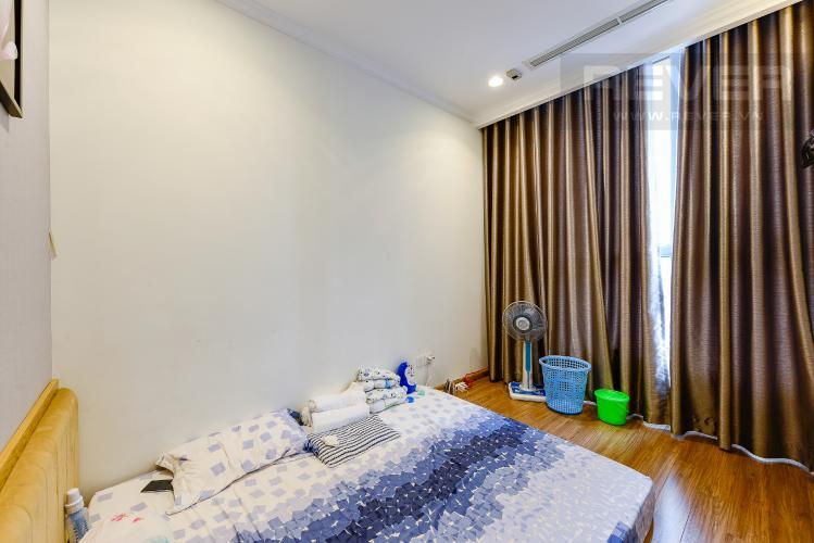 Phòng ngủ 4 Căn hộ Vinhomes Central Park 4 phòng ngủ tầng trung C2 view sông