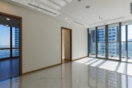 Căn hộ Vinhomes Central Park tầng cao, tháp Landmark 81, 2PN 2WC