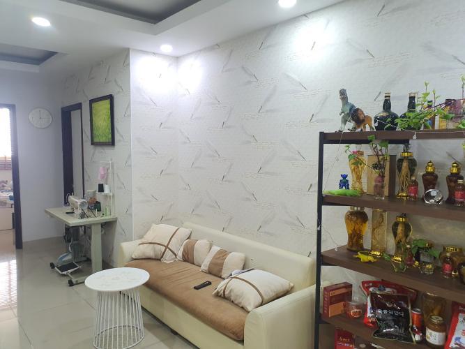 Căn hộ Belleza Apartment bàn giao đầy đủ nội thất, view thoáng mát.