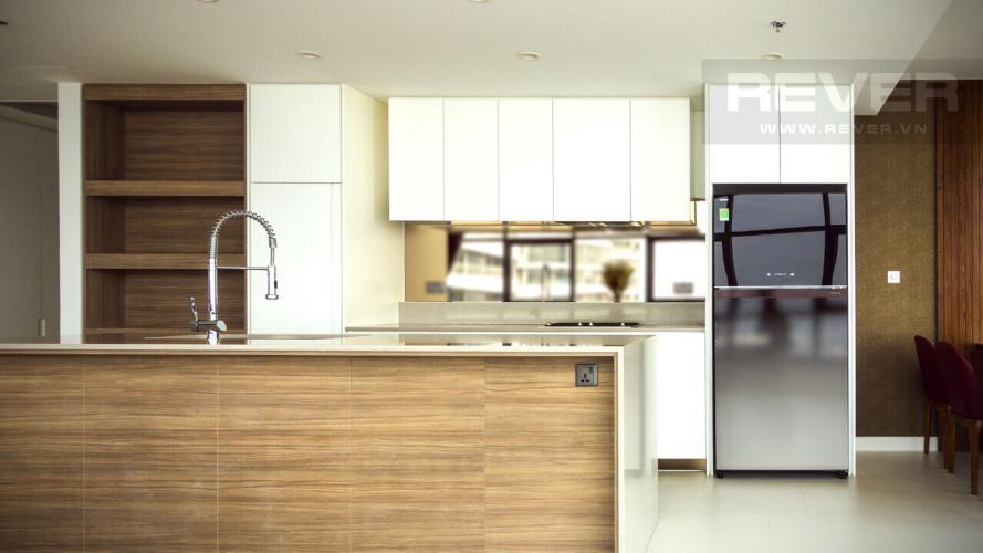 Bếp Căn hộ City Garden tầng cao, 3PN đầy đủ nội thất, view đẹp