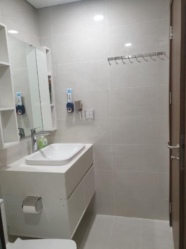 Phòng tắm An Gia Skyline, Quận 7 Căn hộ An Gia Skyline tầng thấp, 3 phòng ngủ, đầy đủ nội thất.