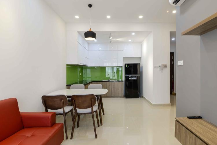 Phòng Khách Cho thuê căn hộ The Sun Avenue 2PN, diện tích 75m2, đầy đủ nội thất