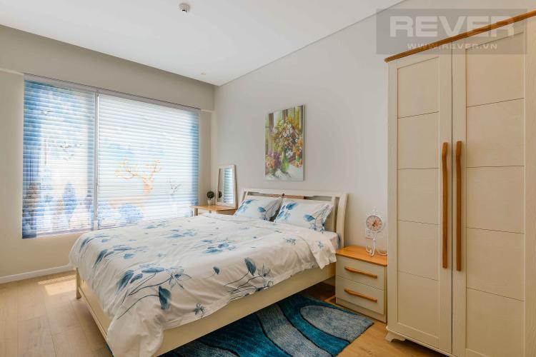 Phòng Ngủ 2 Bán hoặc cho thuê căn hộ Đảo Kim Cương 2 phòng ngủ tháp Hawaii, đầy đủ nội thất, view nội khu đẹp