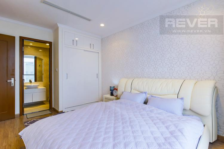 Phòng Ngủ 3 Căn hộ Vinhomes Central Park tầng cao L2 thiết kế đẹp, nhiều tiện ích