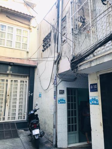 Nhà phố đường hẻm  Trần Quang Khải, sổ hồng đầy đủ, diện tích đất 28.6m2.