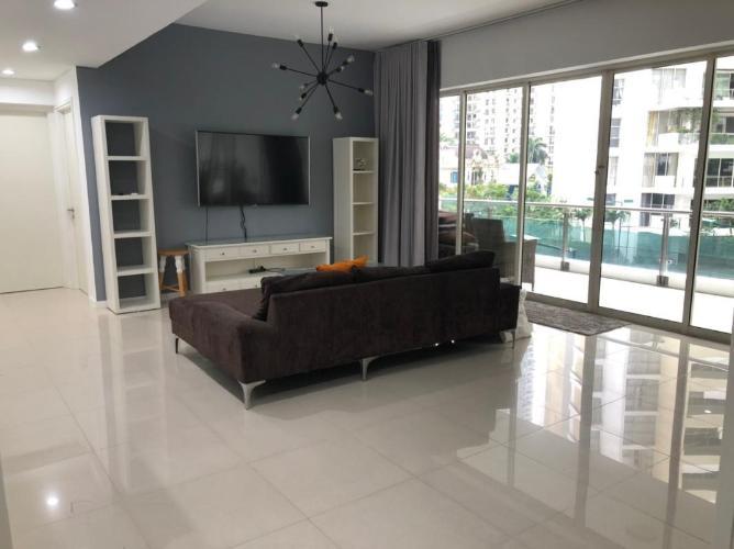 Bán căn hộ The Estella Residence 3PN, diện tích 157m2, đầy đủ nội thất, view hồ bơi nội khu