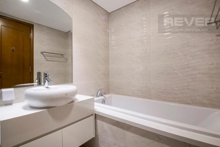 Toilet 2 Căn hộ Vinhomes Central Park 2 phòng ngủ tầng cao LP view sông