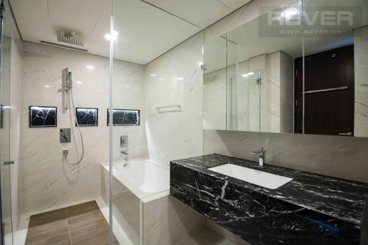 Toilet 3 Cho thuê căn hộ duplex Serenity Sky Villas 2PN, tầng trung, diện tích 123m2, đầy đủ nội thất