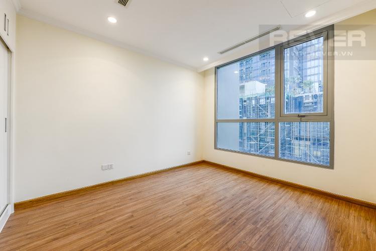 Phòng ngủ 2 Căn hộ Vinhomes Central Park 3 phòng ngủ tầng thấp L2 hướng Đông Bắc