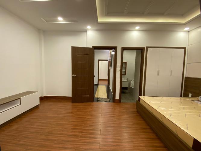Phòng ngủ nhà phố Nhà Bè Bán nhà 3 tầng hẻm 52 Đào Tông Nguyên, Nhà Bè, sổ hồng