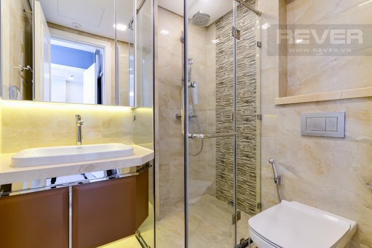 Phòng Tắm 2 Căn hộ Vinhomes Golden River 2 phòng ngủ tầng cao A4 view sông