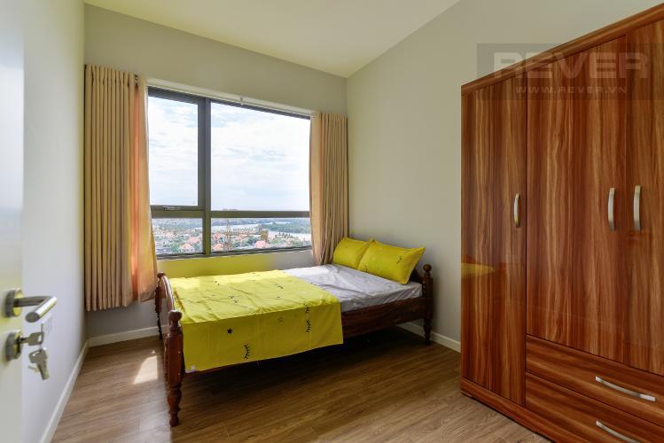 Phòng Ngủ 1 Cho thuê căn hộ Masteri An Phú 2PN, tầng trung, tháp B, đầy đủ nội thất