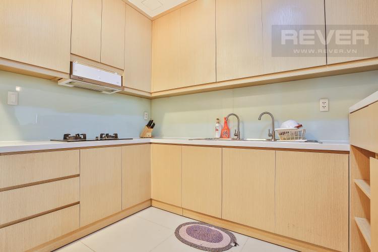 Bếp Căn hộ Lexington Residence 2 phòng ngủ tầng cao LD nội thất đầy đủ