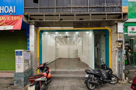 Cho thuê nhà mặt tiền đường Ba tháng Hai, Quận 10, cách BV Nhi Đồng 1 chỉ 70m
