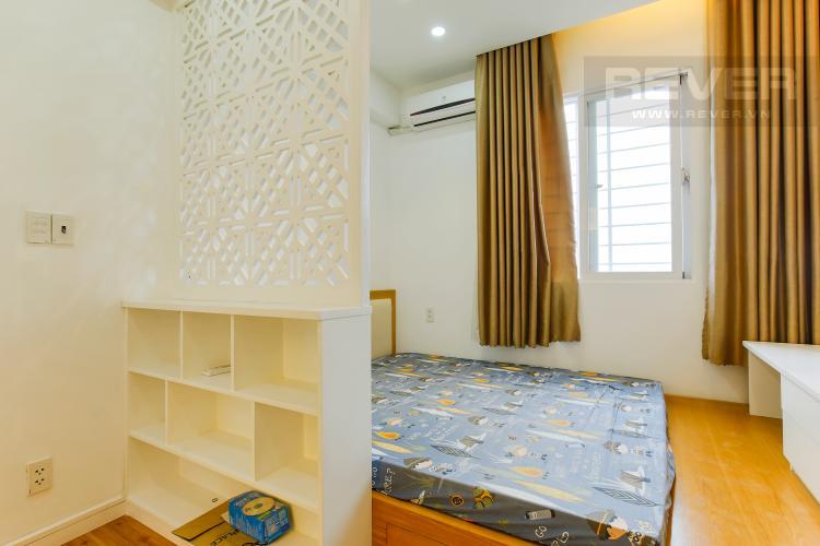Phòng Ngủ 1 Căn hộ tầng cao chung cư Bình Khánh thiết kế đẹp, đầy đủ tiện nghi