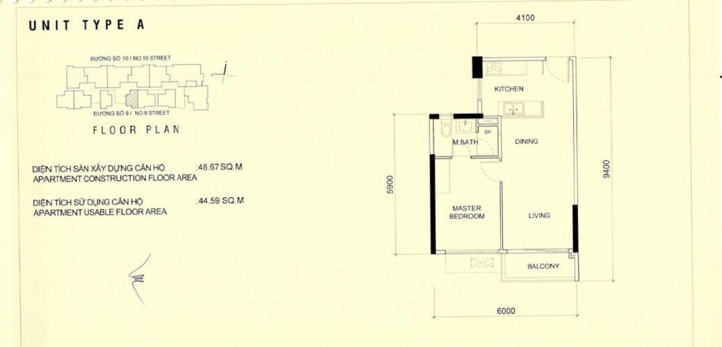 Căn hộ Q2 Thảo Điền tầng cao nội thất cơ bản, dọn vào ở ngay.