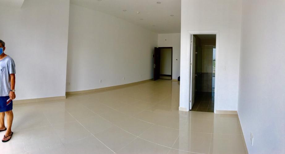 Không gian căn Officetel 47m2 The Sun Avenue Cho thuê officetel The Sun Avenue 1PN, đầy đủ nội thất, ban công Tây Nam