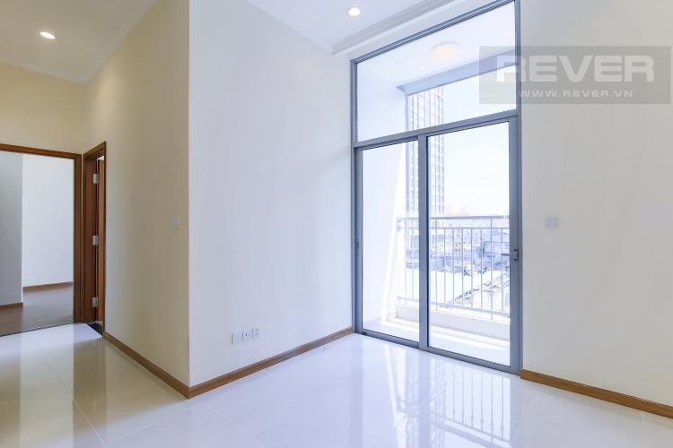 Phòng Khách Officetel 2 phòng ngủ Vinhomes Central Park tầng 1 Landmark 3