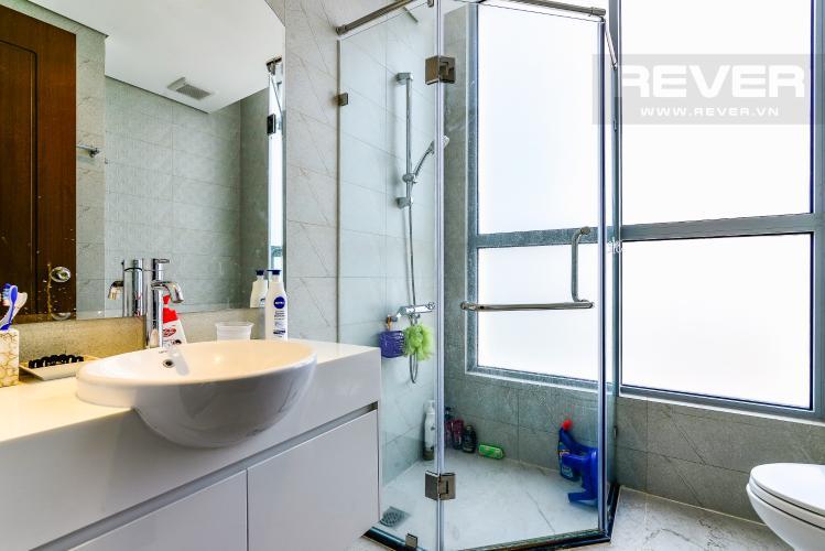 Phòng Tắm 1 Căn hộ Vinhomes Central Park 4 phòng ngủ tầng cao L1 view sông