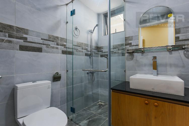 Phòng Tắm 1 Căn hộ The Gold View tầng thấp tháp A 2 phòng ngủ view sông