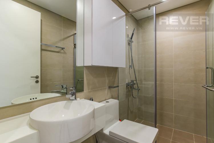 Phòng Tắm 2 Cho thuê căn hộ Masteri Millennium tầng cao, 2PN đầy đủ nội thất view sông