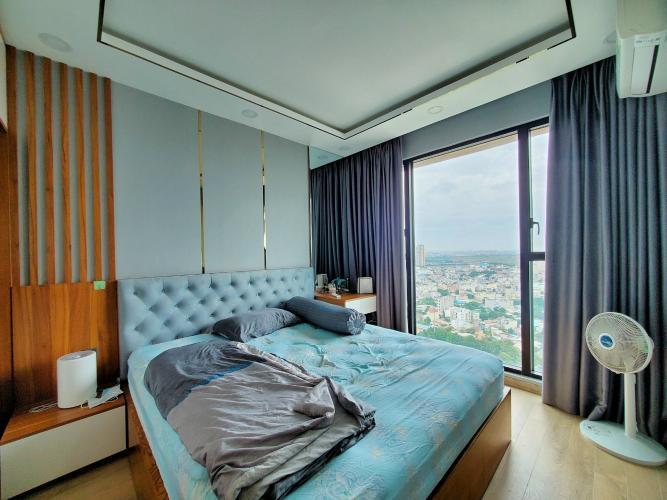 Căn hộ Feliz En Vista Căn hộ Feliz En Vista tầng cao, thiết kế nội thất năng động, đầy đủ.