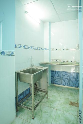 Khu bếp tầng trệt Bán nhà phố 2 tầng, phường Tân Thuận Tây, Quận 7, sổ hồng chính chủ
