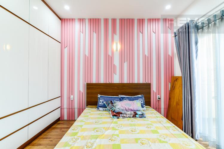 Phòng Ngủ 3 Penthouse Chung cư Bộ Công An 3 phòng ngủ tầng cao nội thất đầy đủ