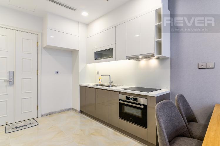 Nhà Bếp Cho thuê căn hộ Vinhomes Golden River 1PN, đầy đủ nội thất, ngay trung tâm Quận 1