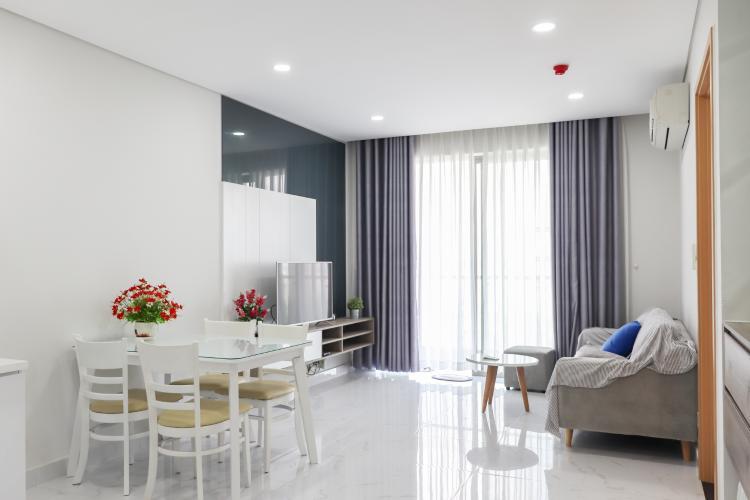 Bán căn hộ An Gia Riverside 2PN, tầng thấp, diện tích 66m2, đầy đủ nội thất