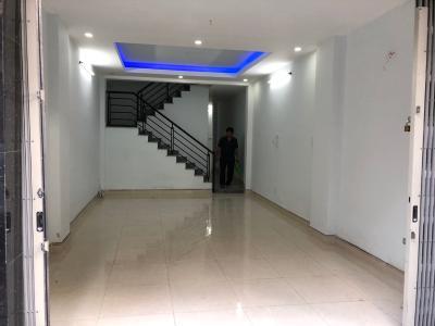 Bán nhà 2 tầng hẻm Phan Huy Ích, diện tích đất 64m2, nội thất cơ bản, pháp lý sổ hồng, hẻm 3 xe hơi