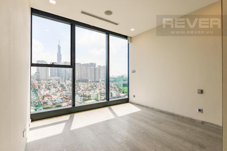 Phòng Ngủ 2 Officetel Vinhomes Golden River 2 phòng ngủ tầng trung A4 hướng Đông Bắc